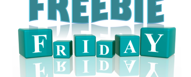 Free and 99¢ Freebie Friday books