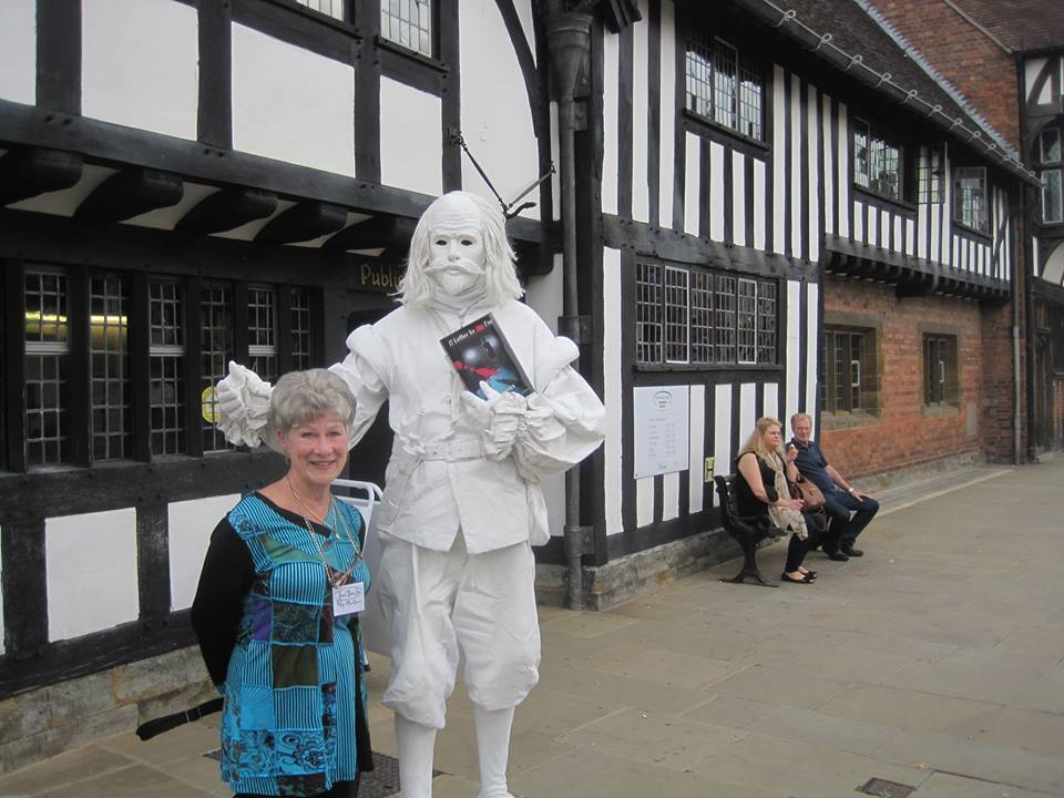 With the Ghost of Shakespeare at Stratford on Avon