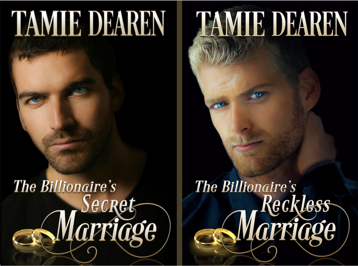 Tamie Dearen – The author who knows romance by heart!