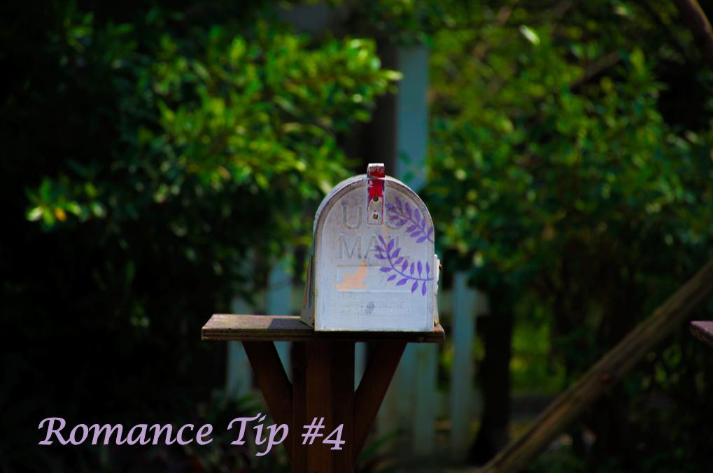 Romance Tip #3 Mailbox