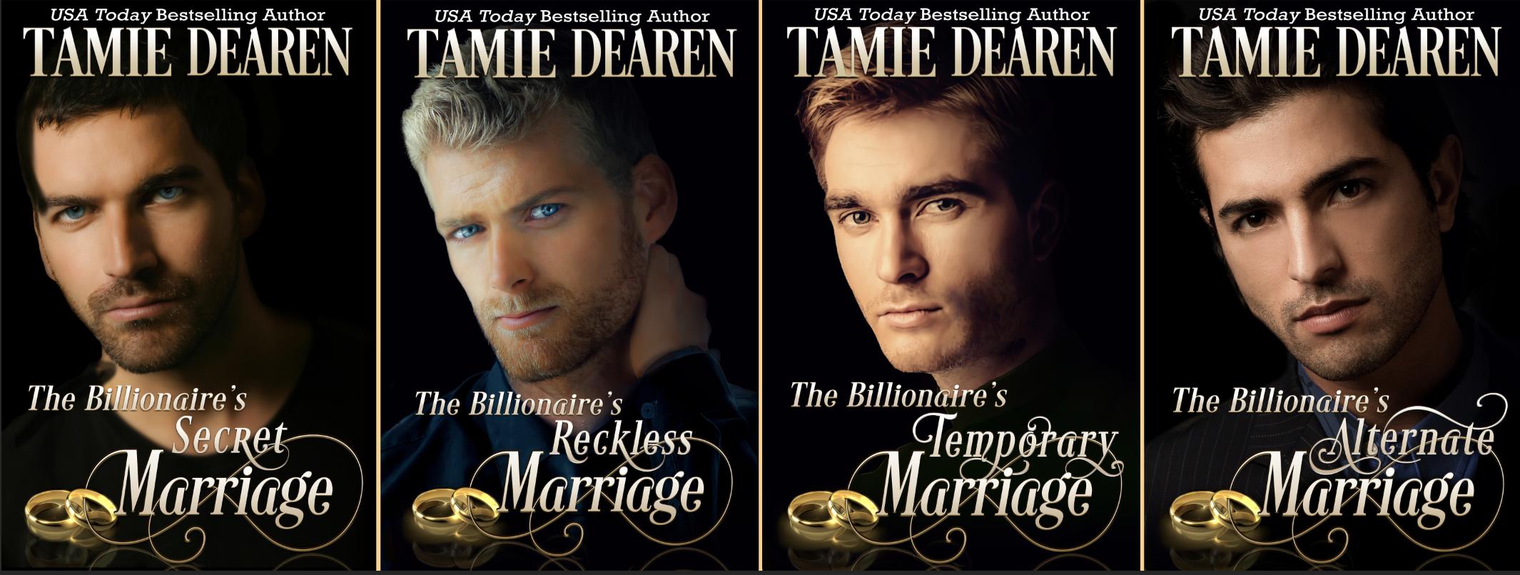 Limitless Billionaire Romance Series Tamie Dearen